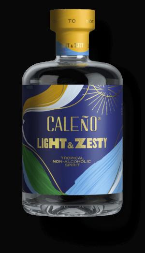 Caleno Light & Zesty Bottle