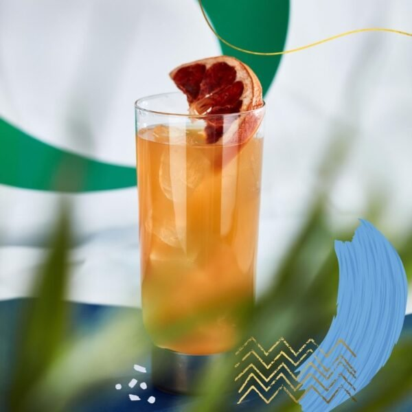 VERANO PUNCH COCKTAIL
