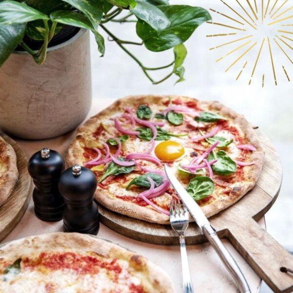 Daisy Green Pizza