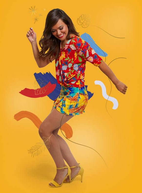 Founder Ellie Webb Dancing
